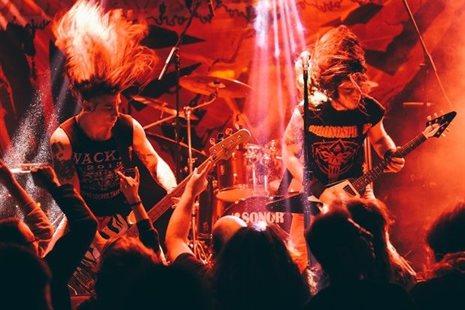 Γιατί η heavy metal κάνει καλό στη ψυχική σου υγεία